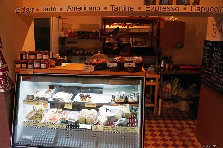 Café Crème goodies, Merida, Mexico
