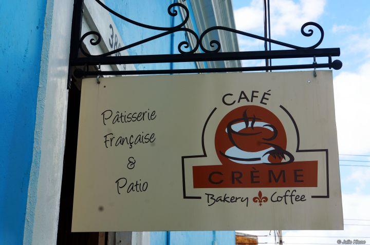 Café Crème, Merida, Mexico