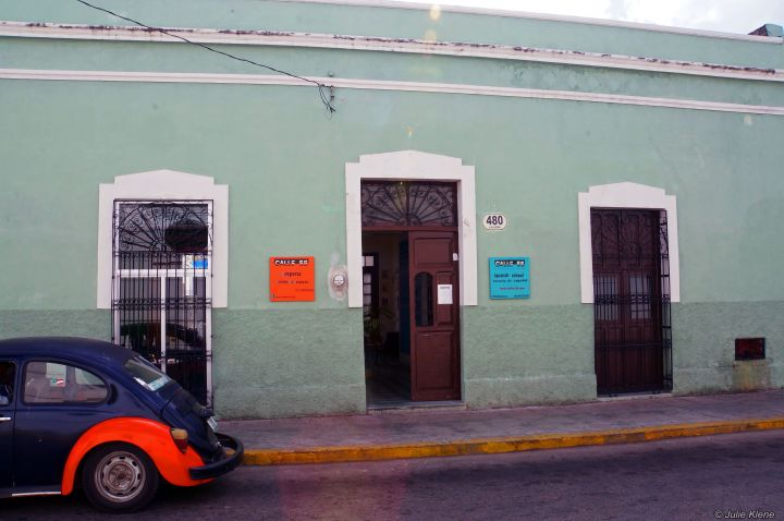 Calle 55 crêperie, Merida, Mexico