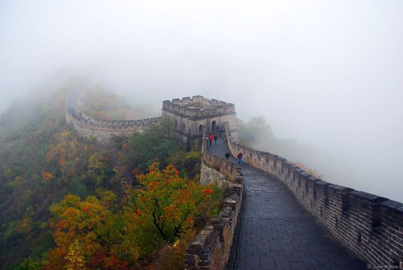 Jiankou section, Great Wall of China