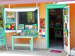 painting Belize
