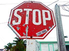 love motto Belize
