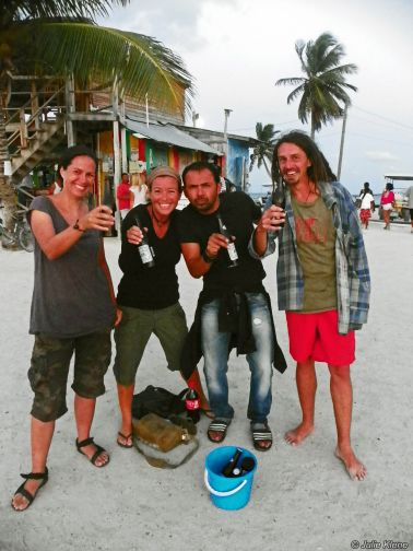 celebrating Open Water certified