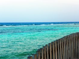 ocean Mahahual, Mexico