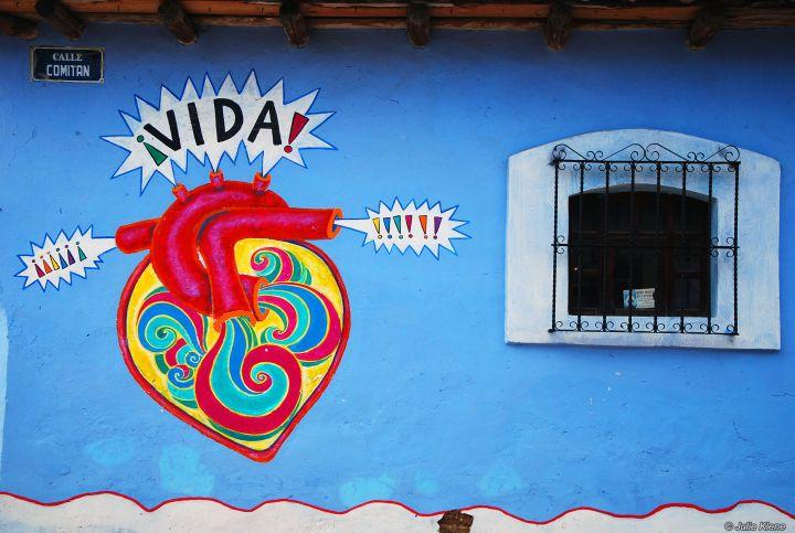 Hearts of the World in San Cristobal de las Casas