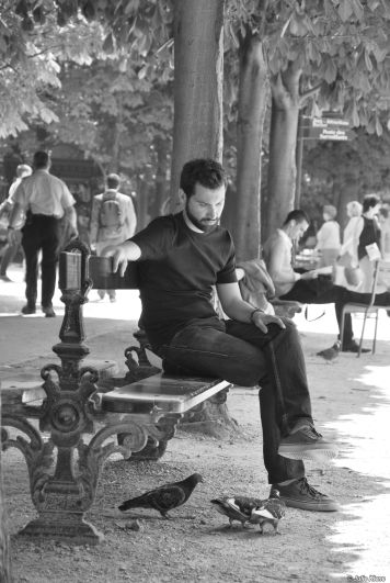 Luxembourg Gardens, France