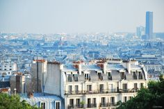 from Montmartre, France
