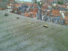 from Belfry, Brugge, Belgium