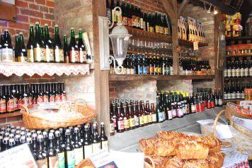 beer shop, France