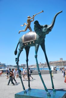 Dali, Marseille