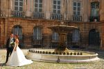 married in Aix, France