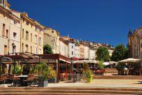 Forum des Cardeurs, Aix-en-Provence, France