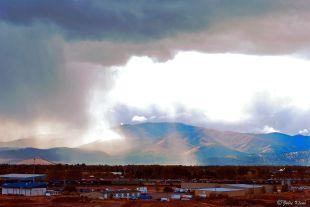 scattered rains, Missoula, MT, USA