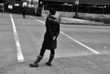 crossing, Chicago, IL, USA