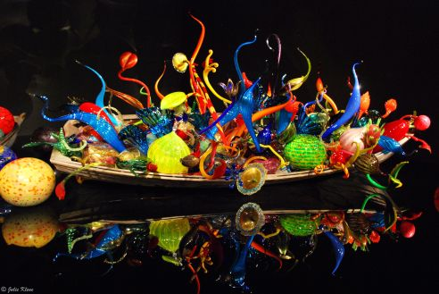 Float Boat - Chihuly