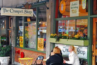 crumpet day, Seattle, WA, USA