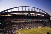 soccer game, Seattle, WA, USA