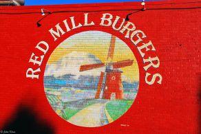Red Mill Burger, Seattle, WA, USA
