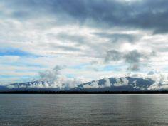 Carretera Austral : boat ride Pto Montt/Chaiten, Chile