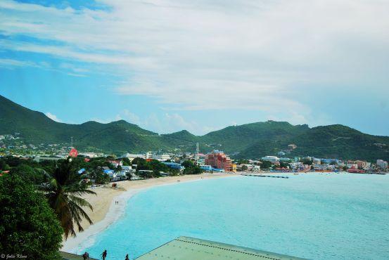 St Martin, Caribbean cruise