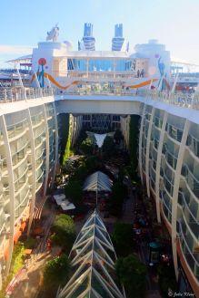 Allure of the Seas, Caribbean cruise