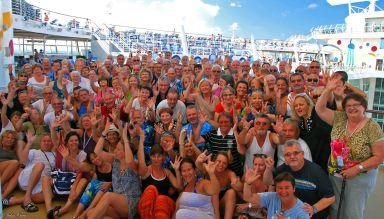 Deaf cruise - Dec. 2013