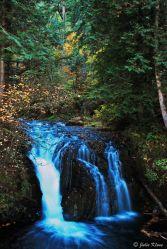 Multnomah Falls, OR, USA