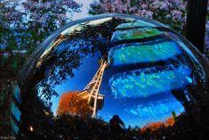 Chihuly Garden & Glass, Seattle, WA, USA