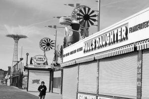 Coney Island, NY, USA