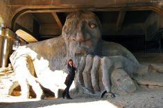 Troll, Seattle, WA, USA