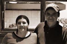Susan & José - Feb. 2014