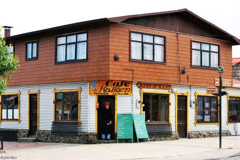 Café Kaiken, Puerto Natales, Chile