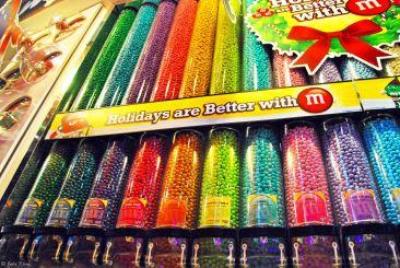 M&M's Store, NYC, USA