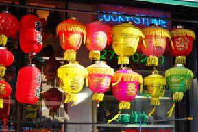 Chinatown, NYC, USA