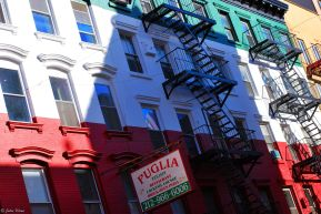Little Italy, NYC, USA