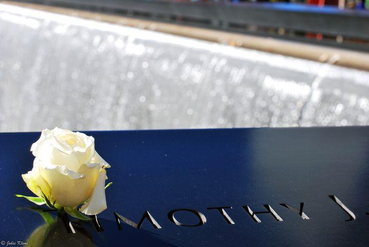 9/11 Memorial, NYC, USA