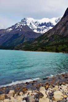 Cuernos campsite viez, TdP, Chile