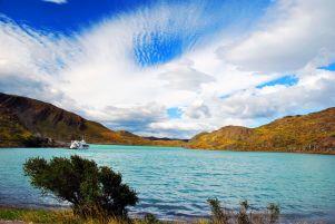 Lake Pehoe, TdP, Chile
