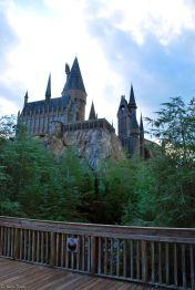Hogwarts at Universal Studios, Orlando, FL, USA