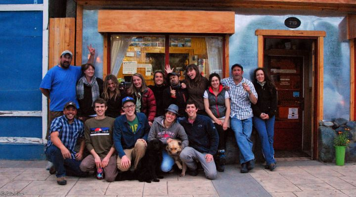 erratic rock'ing team, season 10, Puerto Natales, Chile