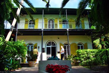 Hemingway's home, Key West, FL, USA
