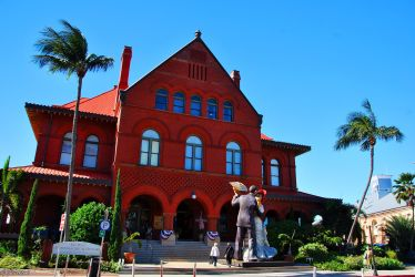 Customs House Museum, Key West, FL, USA