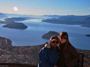 top of Cerro Otto, San Carlos de Bariloche, Argentina