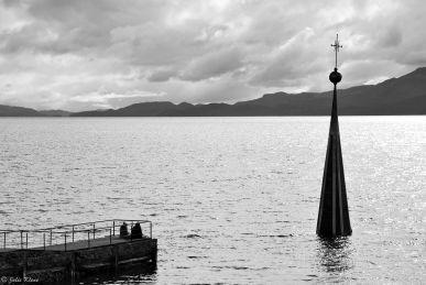 by the Lake, San Carlos de Bariloche, Argentina