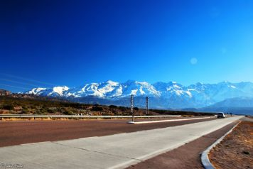 Andes view, Mendoza, Argentina