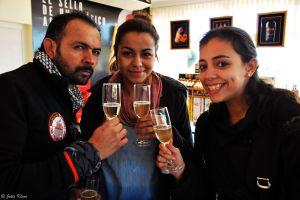 Wine-tasting with Antonella, Carina and Rulo, San Rafael, Argentina