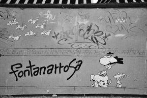 Paseo de las Historietas, Buenos Aires, Argentina