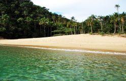 Blue Lagoon, Ilha Grande, Brazil