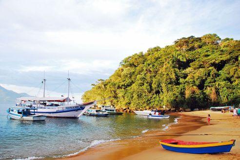 Maguariquessaba Cove, Ilha Grande, Brazil