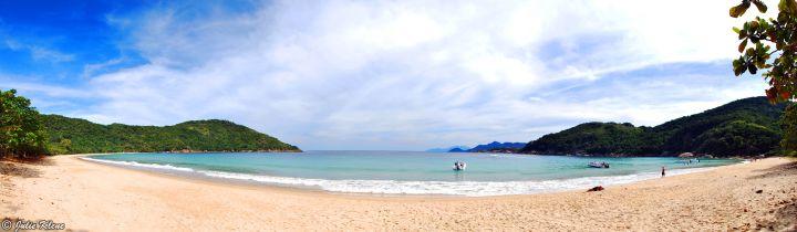 Parnaioca beach, Ilha Grande, Brazil